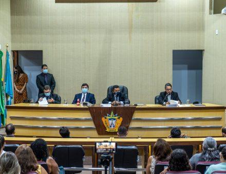Em comemoração aos 73 anos de Camapuã, Câmara Municipal entrega Títulos a 18 personalidades