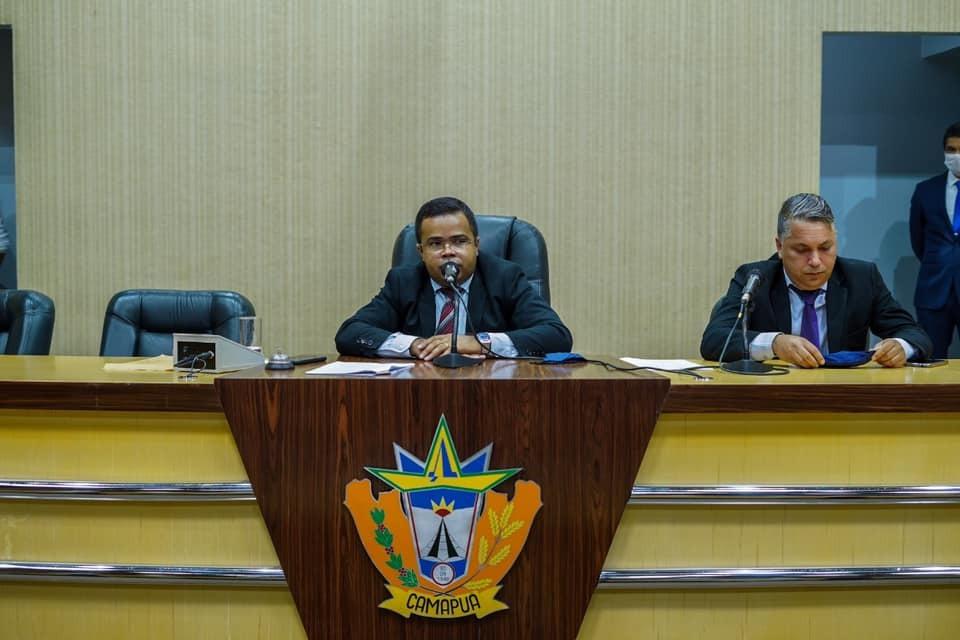 Câmara Municipal de Camapuã presta contas dos trabalhos do primeiro semestre de 2021